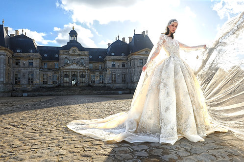 Robe de mariée couture collection Birds of Love