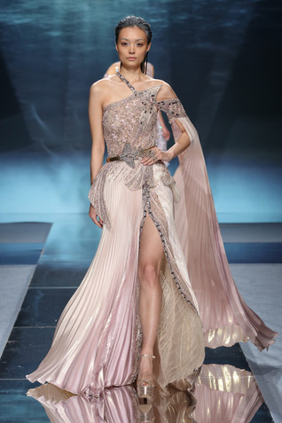 Ziad Nakad Collection Couture SS20 Atlan