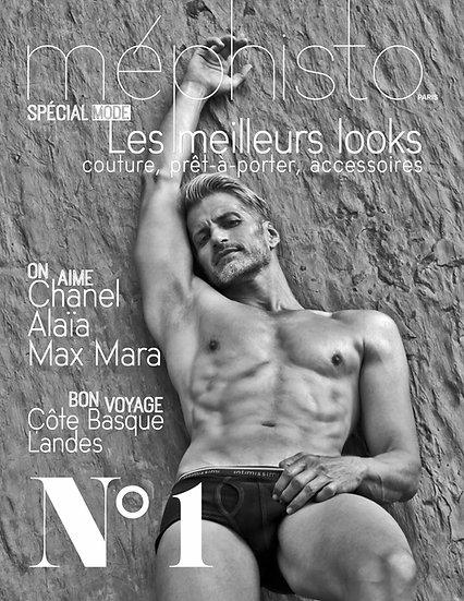 MAGAZINE MÉPHISTO PARIS N°1