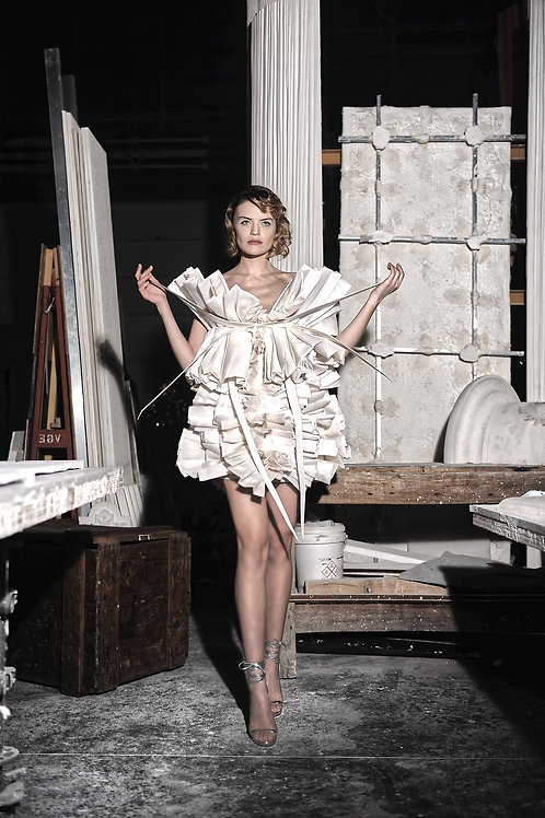 Robe couture collection Galatea