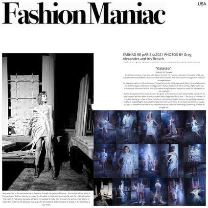 FashionManiac USA
