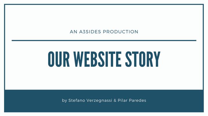 Historia de una web