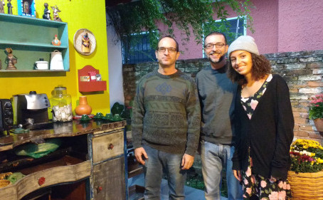 As gerações de alunos de Geraldo Labriola