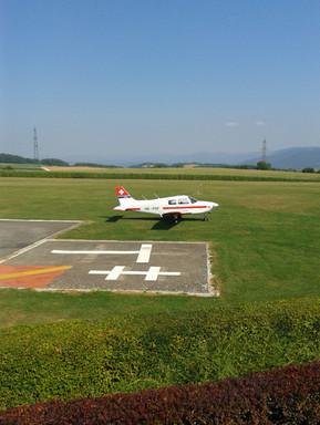 Flugplatz Schupfart