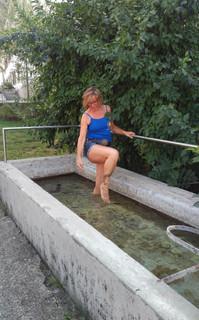 Fussbad / Wassertreten