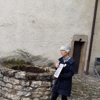 Stadtführerin Gisela Scherrer