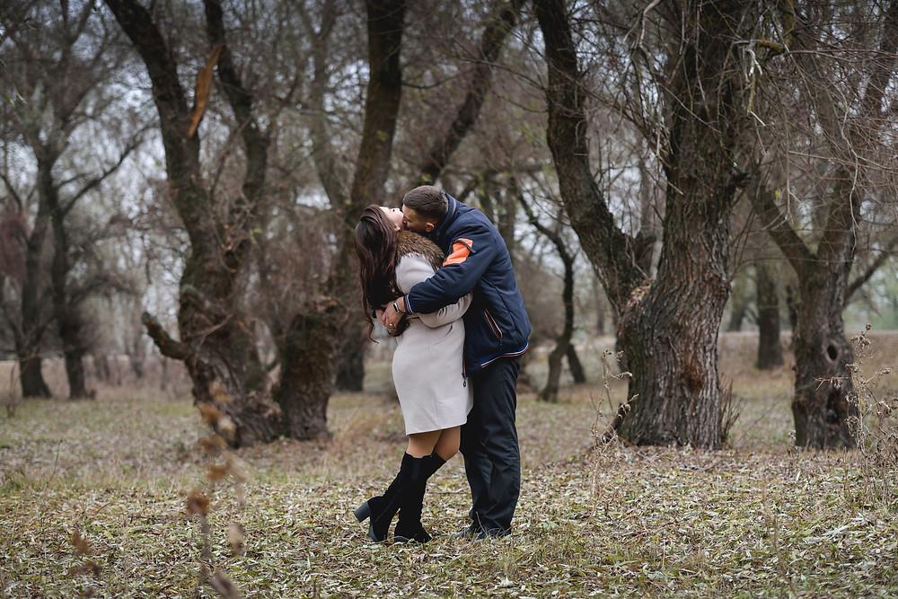 свадьба для двоих молодожены как праздновать в карантин прогулка