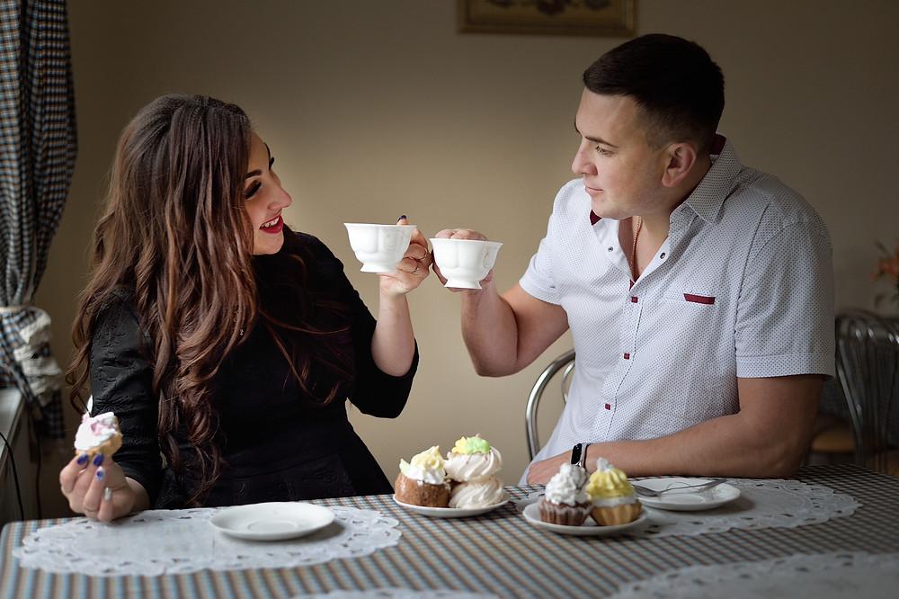 свадьба для двоих кафе молодожены как праздновать в карантин