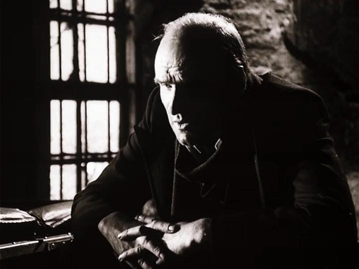 кадр из фильма Тарковского Сталкер  портрет со светом от окна