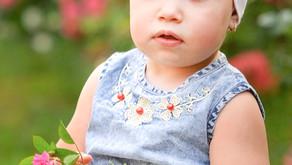 Фотосъемка детей на природе летом