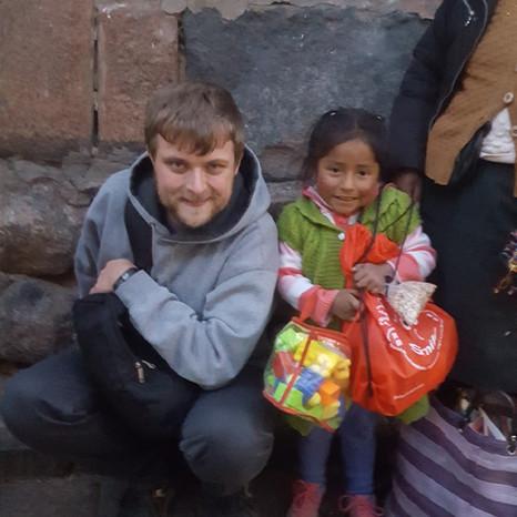 Smile Bag Cusco Peru