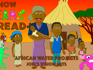 How Germs Spread - Animated short film for African Water Projects