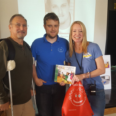 Smile Bag at Joli Ann Leichtag Elementary School