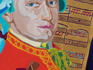 """Mainly MozArt"", A Musical & Artistic Experience"