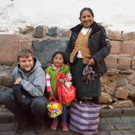 Smile Bag Cusco Peru 2