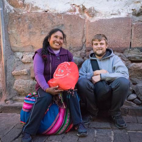 Smile Bag Cusco Peru 3