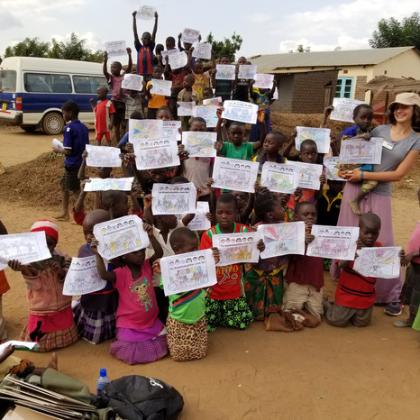 Smile Bags in Malawi