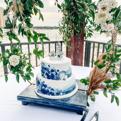 This Cake stand was a show stopper!