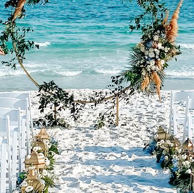 A Beach Aisle of my Dreams