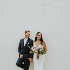 Adriana & Rob's Wedding at The Island