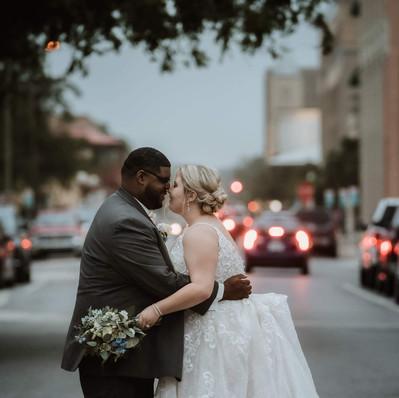 Ashlea & Jonah's April Wedding