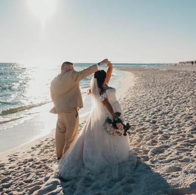 Fort Walton Beach Wedding