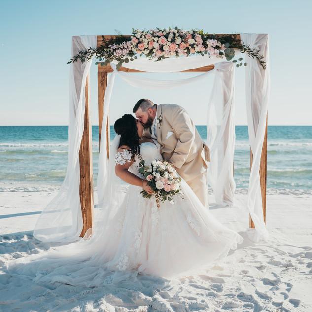 Fort Walton Beach Wedding-- Holiday Inn Resort FWB