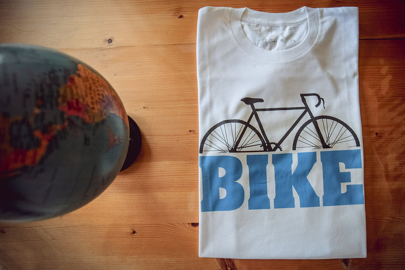 BIKE BLUE