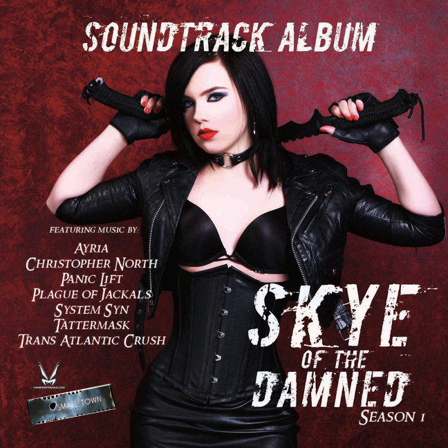 """Soundtrack & DVD of """"Skye of the Damned"""" OUT THIS DECEMBER!"""