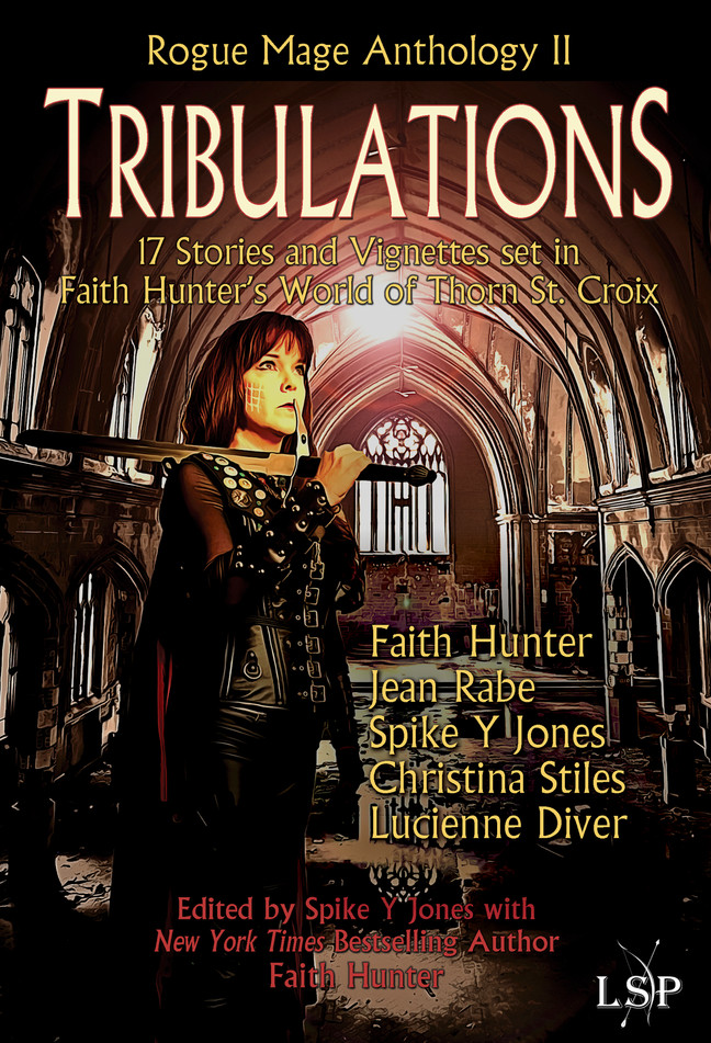 TRIBULATIONS is available for pre-order!