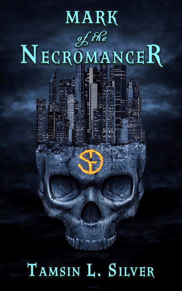 New Cover for Mark of the Necromancer