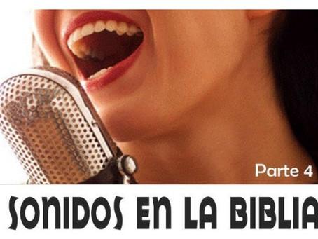 Sonidos en la Biblia Leccion 4