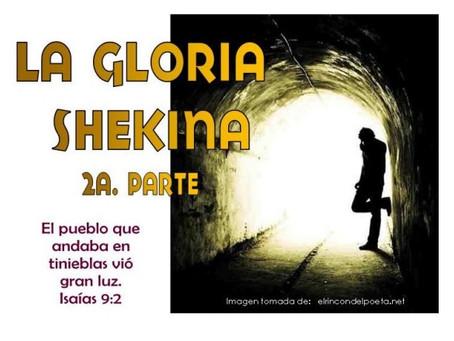 La Gloria Shekina Leccion 2