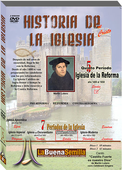La Iglesiade la Reforma