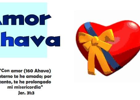 Amor Ahava
