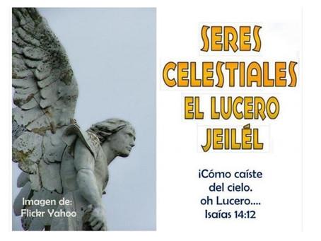 Seres Celestiales Lucero