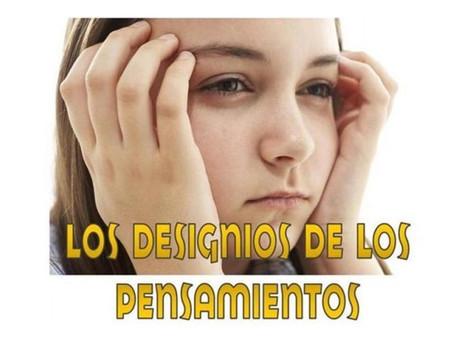 Designos de los Pensamientos