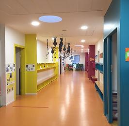 Accuei école maternelle Hégenheim