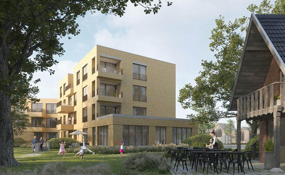 astridpark Zele appartement