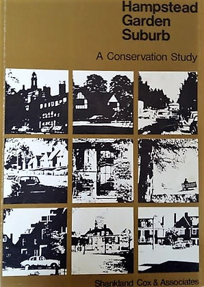 Hampstead Garden Suburb - A Conservation Study
