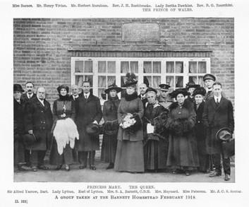 Barnett Homstead 1918