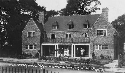 The Tea House 19??
