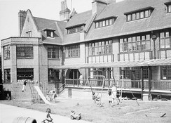 Wellgarth Nursery Training School 1915