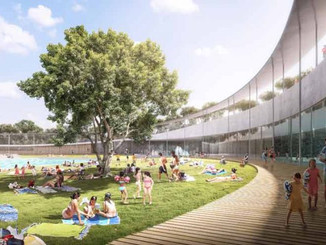 A $77M Pool for Parramatta?