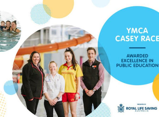 Casey RACE Wins Excellence in Public Education