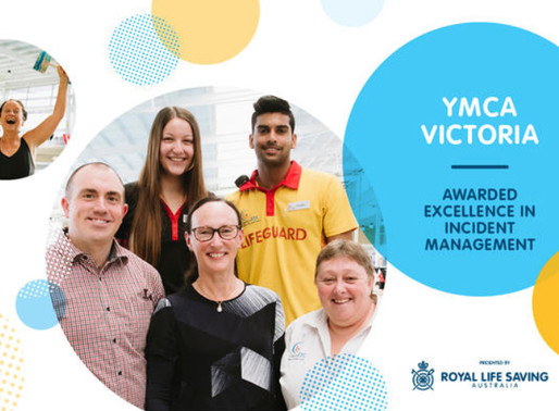 YMCA Vic Wins Excellence in Incident Management