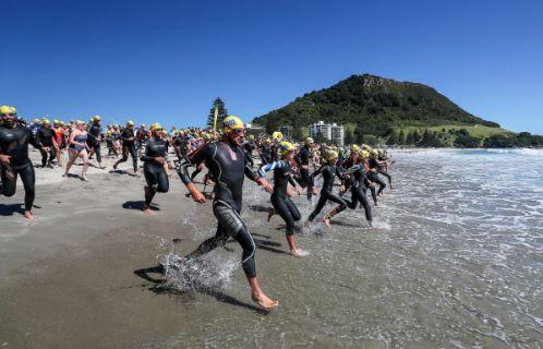 2019 NZ Secondary School Open Water Championships