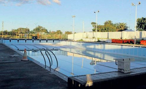 Olympic Pool set to be Reconstructed