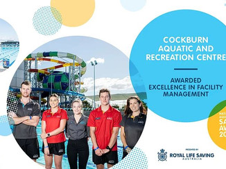 Cockburn ARC Wins Excellence in Facility Management