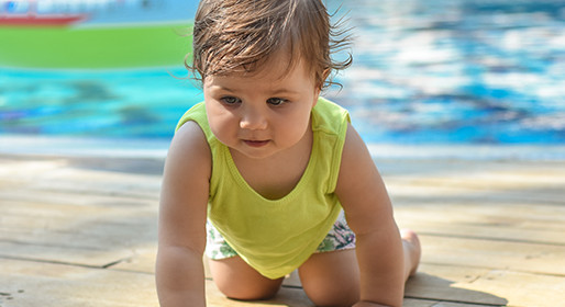 Drowning Risk Triples When Children Turn One